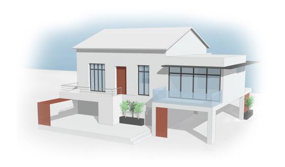 Maison en 3d logiciel interieur maison with maison en 3d une application android pour la - Application temperature interieur maison ...